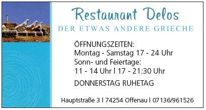 Restaurant Delos