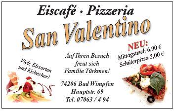Eiscafe San Valentino
